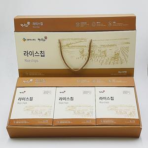 [왕의창고] 닥터라이스칩 3종 세트 (총 30입) 대표이미지 섬네일