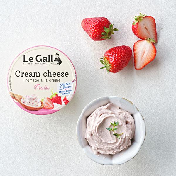 르갈 딸기 크림치즈 (150g) 대표이미지 섬네일
