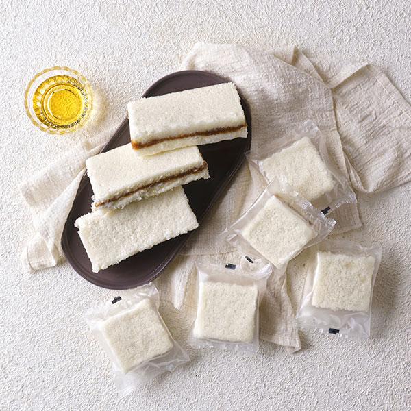 수제 우유 꿀설기떡(90g*5입) 대표이미지 섬네일