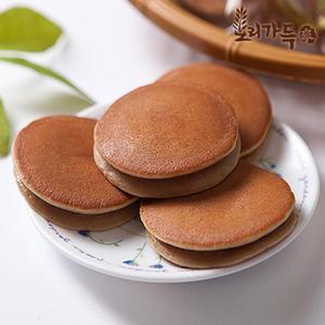 무방부제 국내산 찰보리빵 세트 (20개입) 대표이미지 섬네일