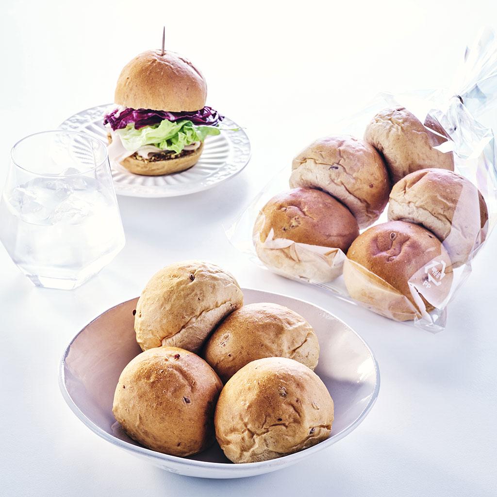 천연발효종 곡물 모닝빵(28gx5입) 대표이미지 섬네일
