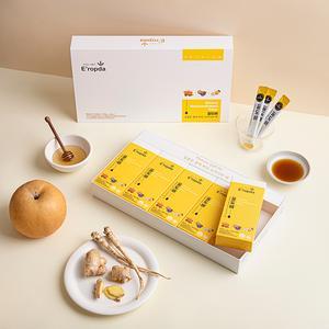 배도라지스틱 선물세트 꿀도배 10g X 50개 대표이미지 섬네일