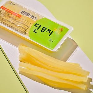 무농약무 김밥용 단무지 (400g)
