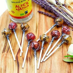 유기농사탕 알터나티바 츄피스 막대사탕 (4가지맛) 대표이미지 섬네일
