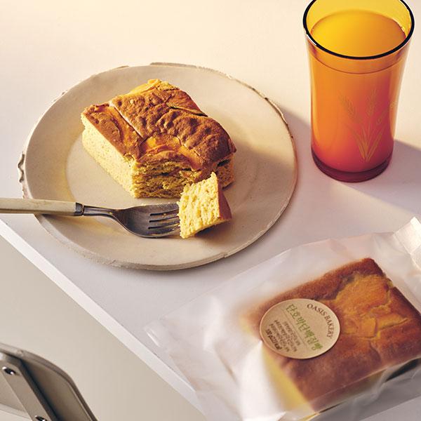 단호박 단백질빵(1입/105g) 대표이미지 섬네일