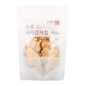 구운 돼지감자칩 (30g) 대표이미지 섬네일