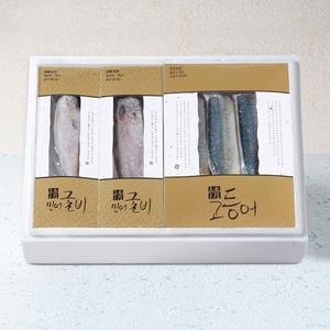 민어&고등어 鮮세트 (1.4kg) 대표이미지 섬네일
