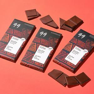 유기농 다크 99% 초콜릿(80g) 대표이미지 섬네일