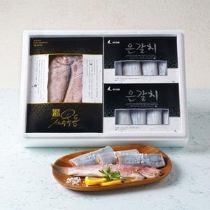 제주옥돔 갈치 鮮세트 (1.1kg) 대표이미지 섬네일